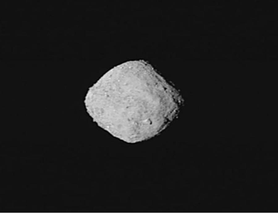 La NASA transmitirá en directo la llegada de una nave de exploración al asteroide Bennu (semisquare-x3)