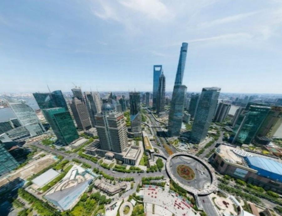 La imponente imagen de Shangái cuenta con nada menos que 195 mil millones de pixeles. (semisquare-x3)