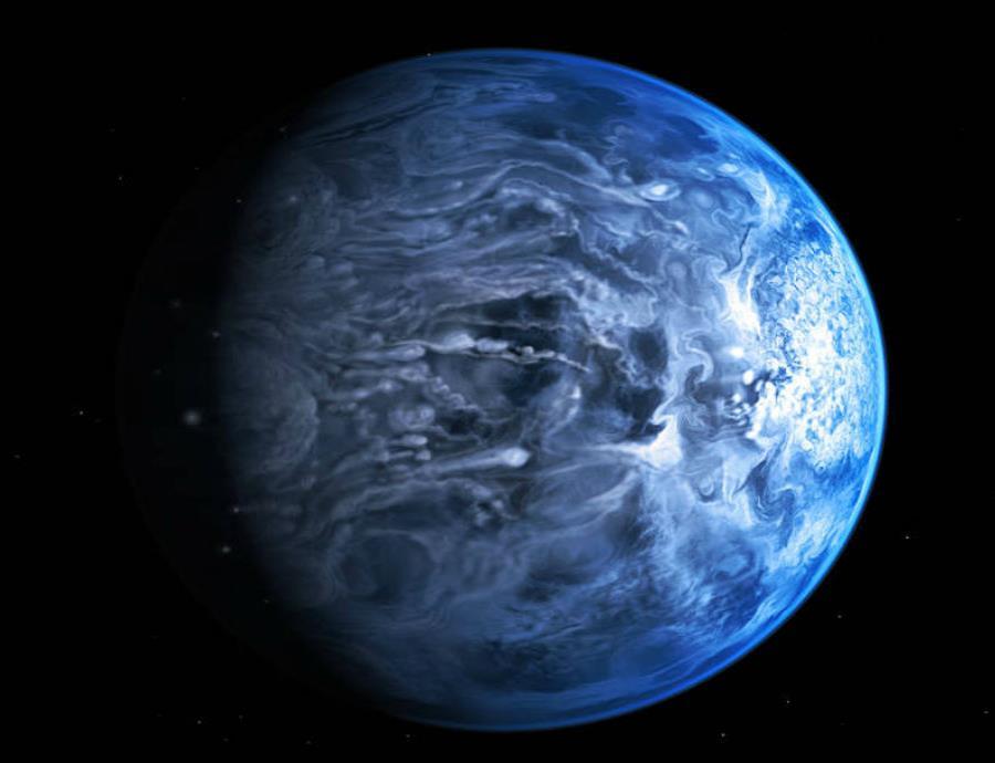 La NASA descubrió un exoplaneta que es tres veces más grande que la Tierra (semisquare-x3)