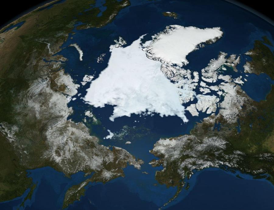 El deshielo acelerado en las latitudes árticas y los glaciares en Groenlandia conlleva a riesgos que no han sido valorados del todo (semisquare-x3)