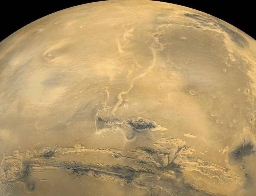 Aún no se precisa cuando comenzarán con esta misión a Marte. (NASA) (semisquare-x3)