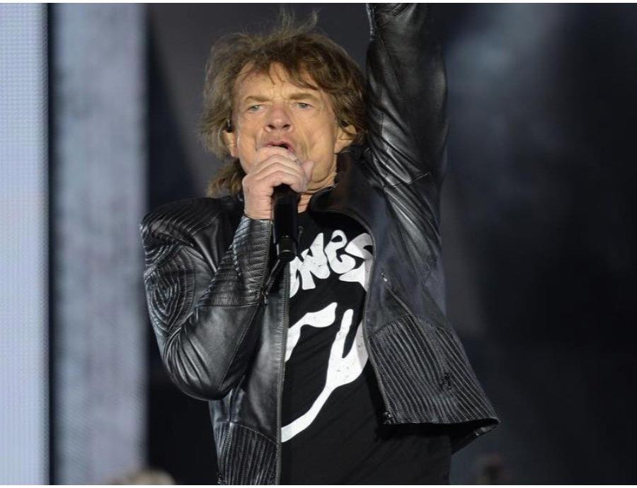 El líder de The Rollings Stones presumió sus mejores pasos de baile.  (Instagram/@mickjagger) (semisquare-x3)