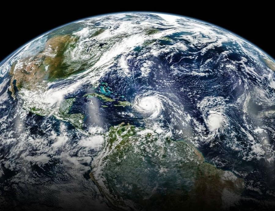 Mira el primer vídeo del planeta Tierra grabado en 4K