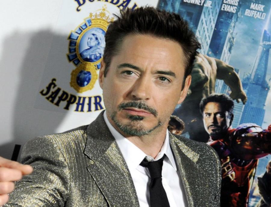 Robert Downey Jr. busca salvar el planeta con robótica y nanotecnología