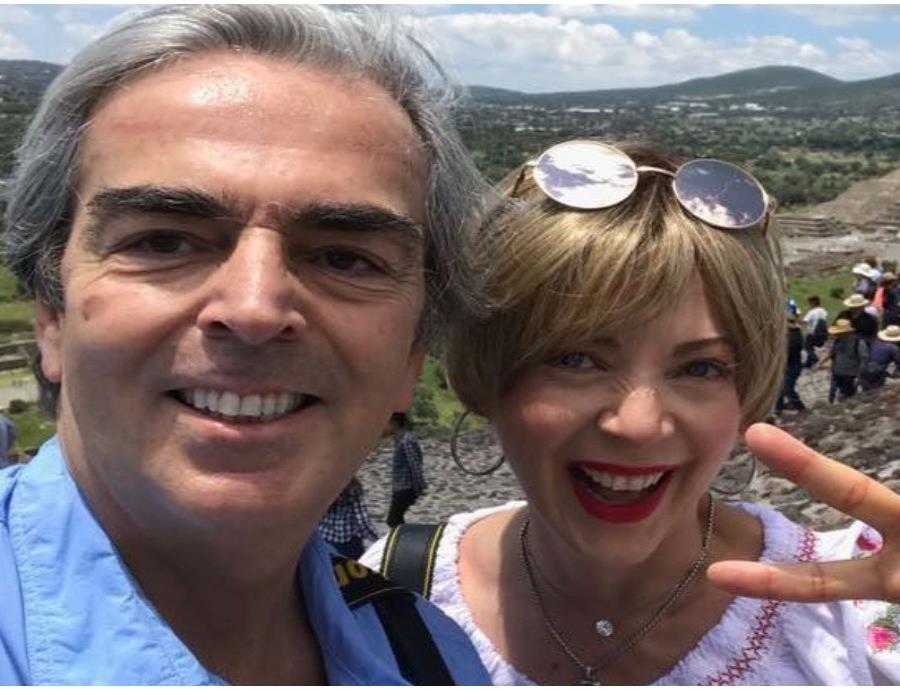 Edith González y Lorenzo Lazo se casaron en 2010. (Instagram/@edithgonzalezmx1) (semisquare-x3)