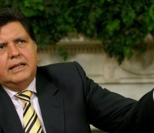 El suicidio de Alan García y el fantasma de Odebrecht