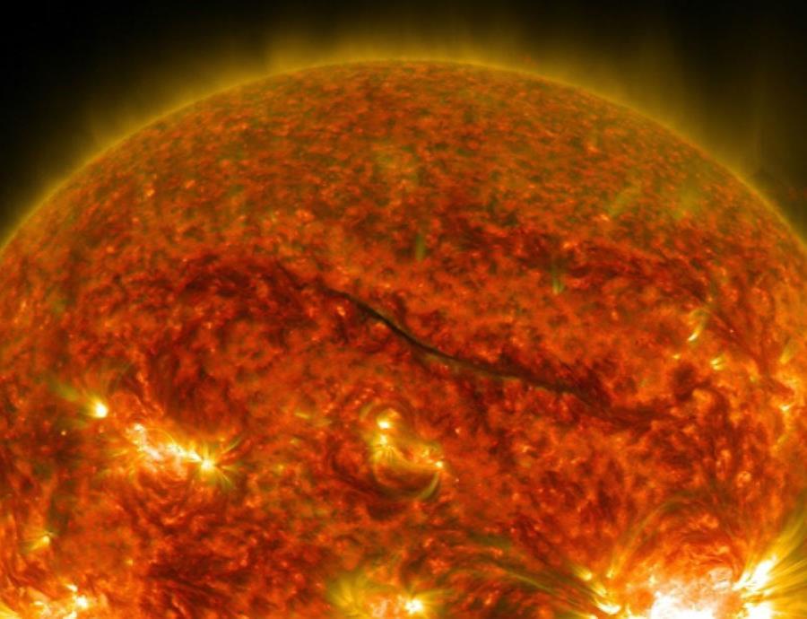 Este emocionante video te muestra al Sol con una increíble precisión
