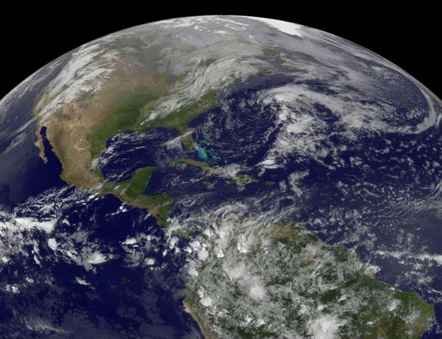 Así se vería la Tierra desde muchos años luz