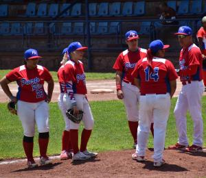 Puerto Rico abre su participación en el Premundial de béisbol femenino con una derrota