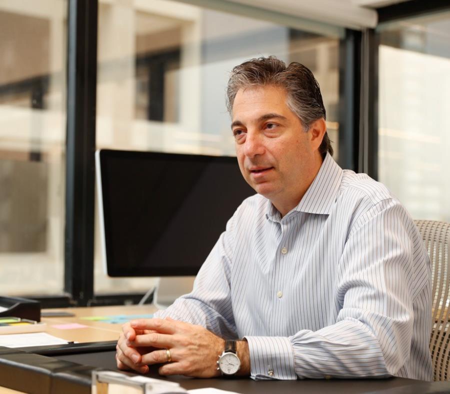 Naji Khoury, presidente y principal ejecutivo de Liberty Puerto Rico. (GFR Media) (semisquare-x3)