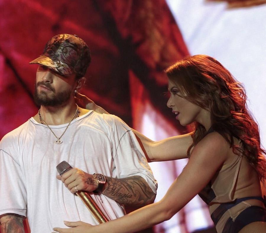 Yaritza estelarizó el vídeo musical