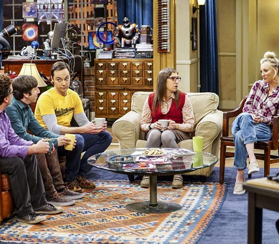 """La serie """"The Big Bang Theory"""" llega a su final en su temporada 12 (semisquare-x3)"""