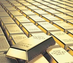 El oro del mundo