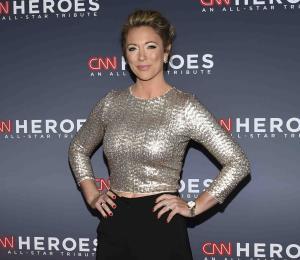 Presentadora de CNN Brooke Baldwin da positivo a coronavirus