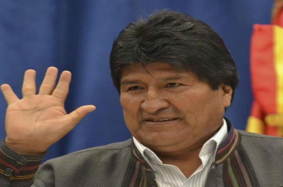 el mandatario boliviano insiste en dialogar con Sebastián Piñera sobre la soberanía boliviana en el océano Pacífico (semisquare-x3)