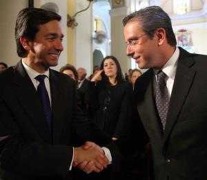 Presentarán los bustos de Luis Fortuño y Alejandro García Padilla en Capitolio