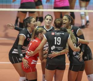 Las Criollas aseguran su pase a las semifinales del voleibol femenino