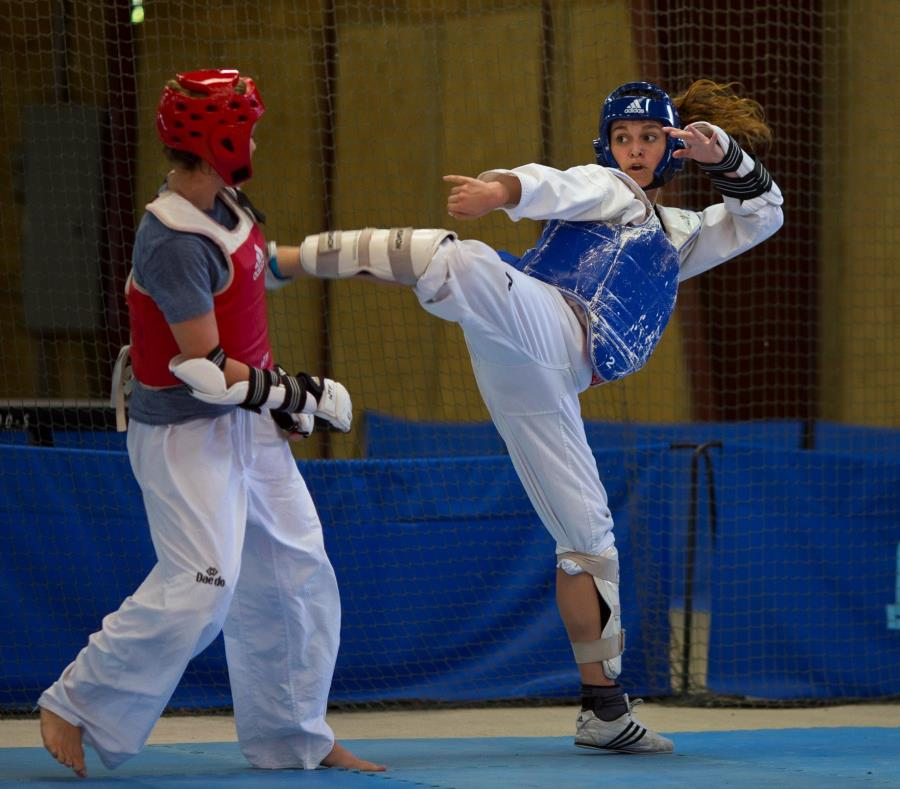 Taekwondoínes fortalecen selección para Juegos Centroamericanos y del Caribe