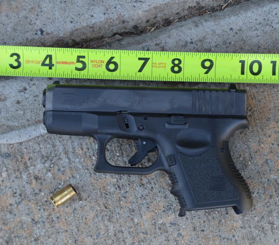 El cuerpo del occiso presentaba dos heridas de bala en el pecho. (Archivo / GFR Media) (semisquare-x3)