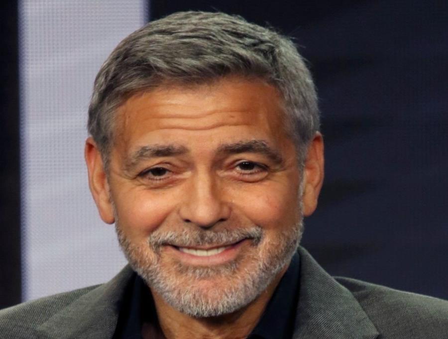 George Clooney descarta ser el padrino de los hijos de los duques de Sussex. (semisquare-x3)