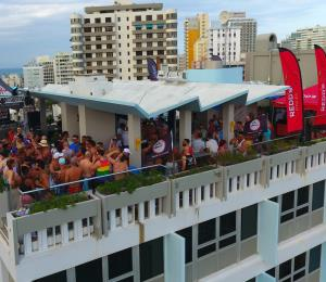 Hydro Festival atrae a turistas LGBTT