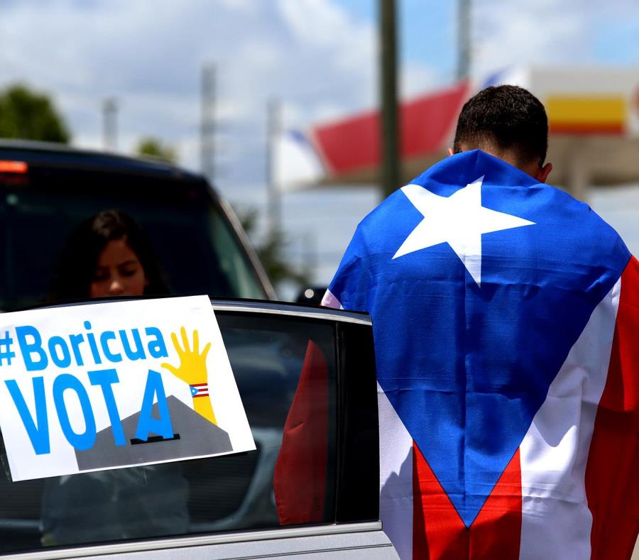 Se estima que, en Florida,  residen cerca de 1.2 millones de puertorriqueños y que, tras el paso del huracán María, más de 50,000 boricuas se trasladaron a ese estado (semisquare-x3)