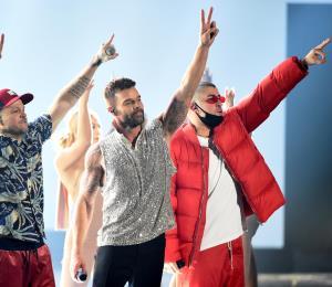 El Latin Grammy fue nuestro