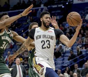 Los Pelicans llegan a un acuerdo para cambiar a Anthony Davis a los Lakers