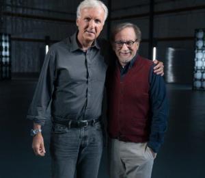 Una conversación entre James Cameron y Steven Spielberg