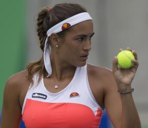 Mónica Puig es la tenista número 42 del mundo