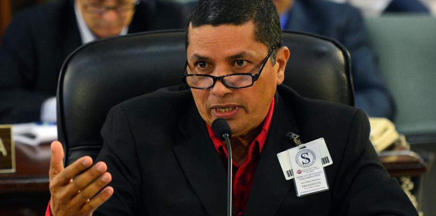 José Marín Martínez preside el comité de retirados creado por el Síndico de Estados Unidos. (horizontal-x3)