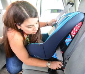 El gobernador deja sin efecto la expedición de multas por no certificar los car seat