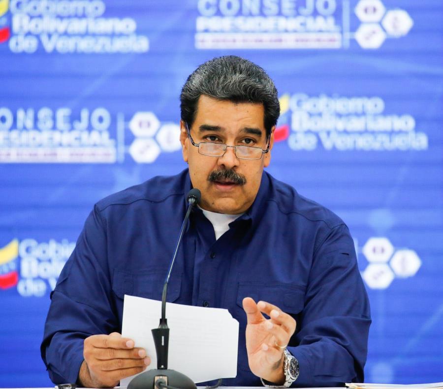 Maduro asegura que el apagón se debe a un