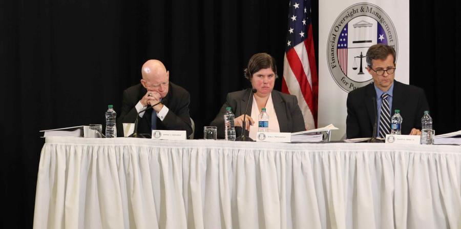 La Junta se ha expresado preocupada por la intención de reducción del monto de las infracciones. (horizontal-x3)