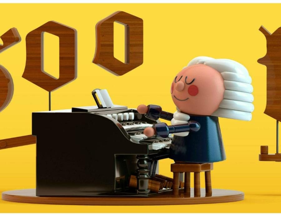 Un equipo creó un modelo de diseño computarizado con base en 306 coros compuestos por Bach. (Google) (semisquare-x3)