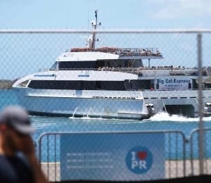 Cancelan varios viajes a Culebra por avería de lancha