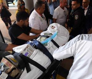 La menor accidentada en Aruba se recupera de una neurocirugía