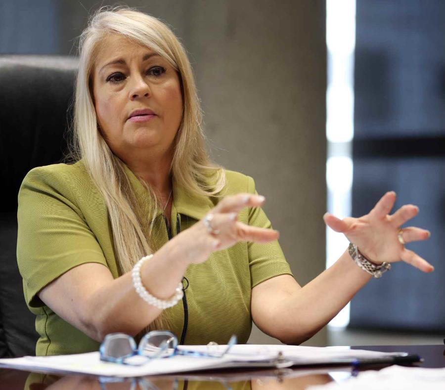 Wanda Vázquez, secretaria de Justicia. (GFR Media) (semisquare-x3)