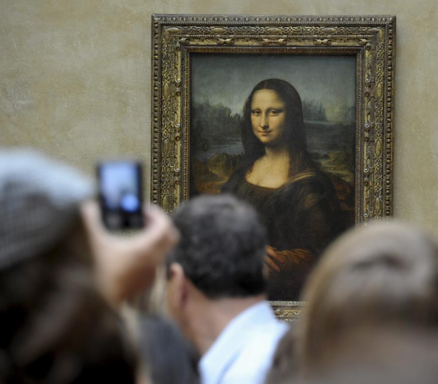 Mueven temporalmente el cuadro de la Mona Lisa | El Nuevo Día