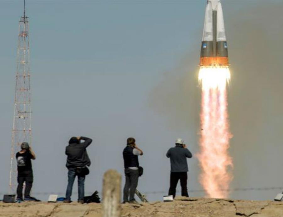 Habrá tres vuelos no tripulados a la Estación Espacial Internacional antes de otra misión (semisquare-x3)