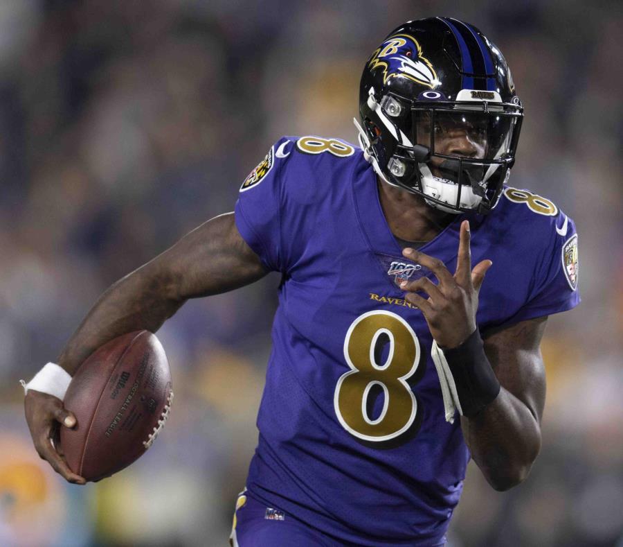 Agarran ´vuelo´ los Cuervos de Baltimore