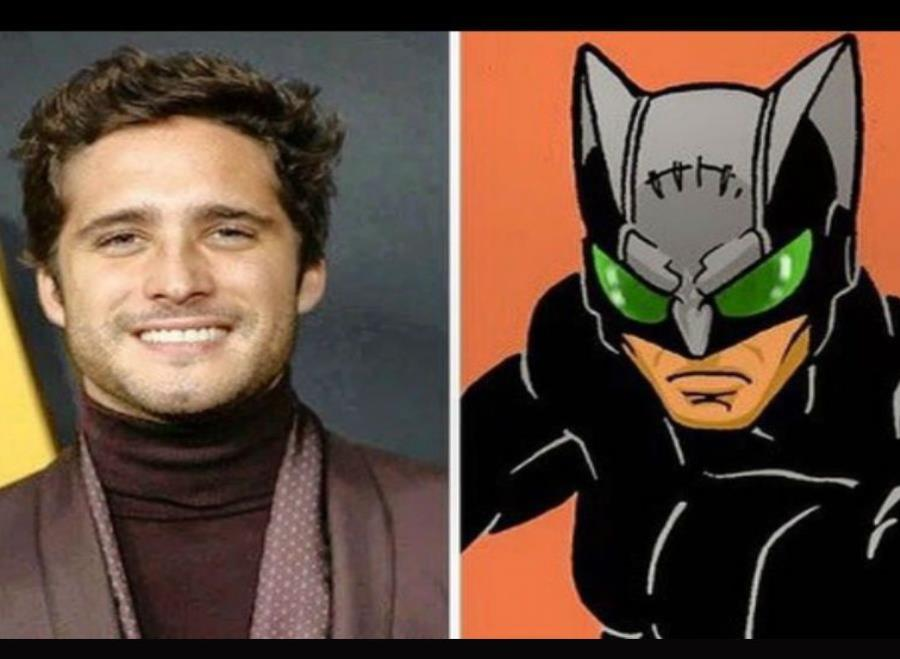 Diego Boneta se convertirá en un superhéroe latino