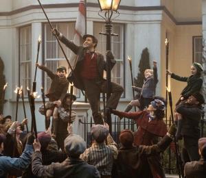Hijo de Lin-Manuel Miranda se goza Mary Poppins