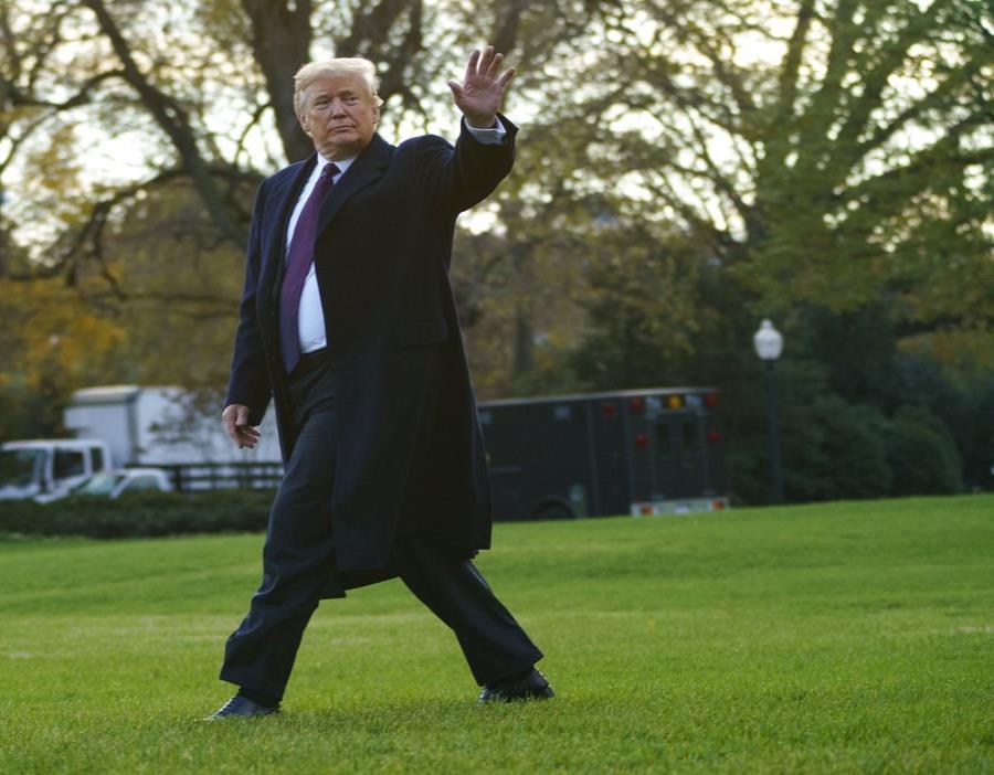 En la foto Donald Trump. (AP) (semisquare-x3)