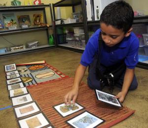 Dejen trabajar a las Montessori