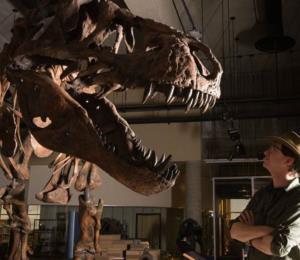 Este es el tiranosaurio más grande del mundo hasta ahora encontrado