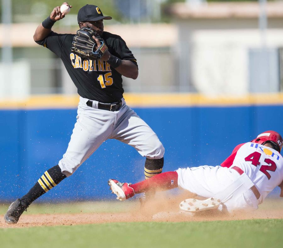 Los Gigantes de Carolina tendrán los primeros dos turnos en el venidero Sorteo de Novatos de la Liga de Béisbol Profesional Roberto Clemente. (semisquare-x3)