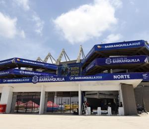 ¡Que comience la fiesta en Barranquilla!
