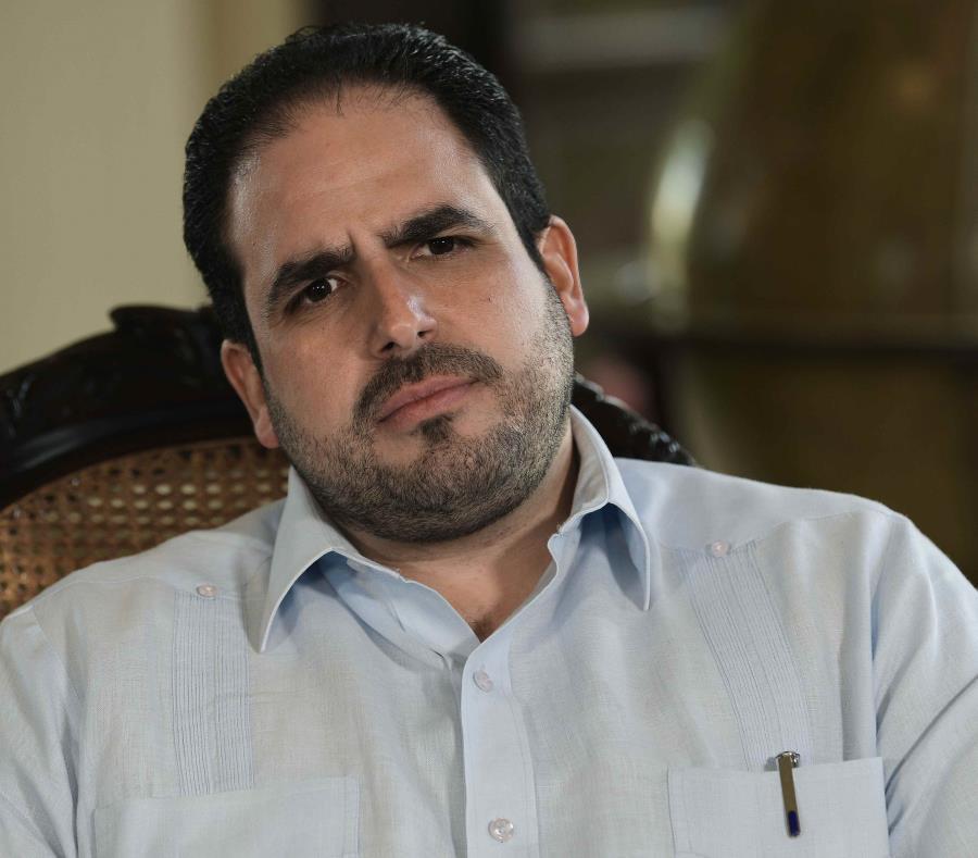 """""""Lo anunciado hoy no debe ser tomado como señal de triunfo por la JSF, sino como evidencia clara y palpable del fracasado proceso presupuestario que la JSF le ha impuesto al gobierno de Puerto Rico"""", dijo Christian Sobrino. (GFR Media) (semisquare-x3)"""