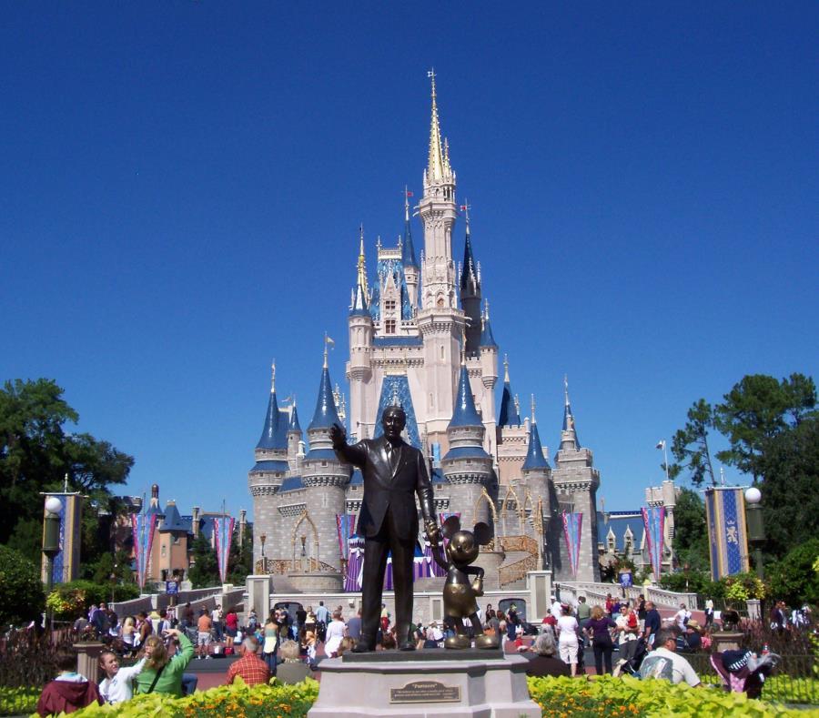La semana pasada se anunció que Orlando volvió a revalidar su título de primer destino turístico de Estados Unidos con 75 millones de visitantes en 2018. (GFR Media) (semisquare-x3)